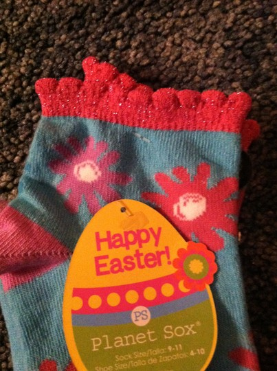 PS Planet Sox PS Brands, LLC Happy Easter! RN# 89888 PS-1168 Image 4