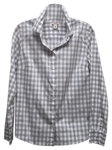 J.Crew Button Down Shirt Gray