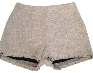 Free People Mini/Short Shorts Black/cream
