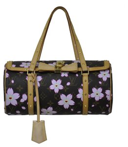 Louis Vuitton Cherry Blossom Shoulder Bag