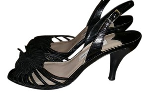 Ann Marino Black Sandals