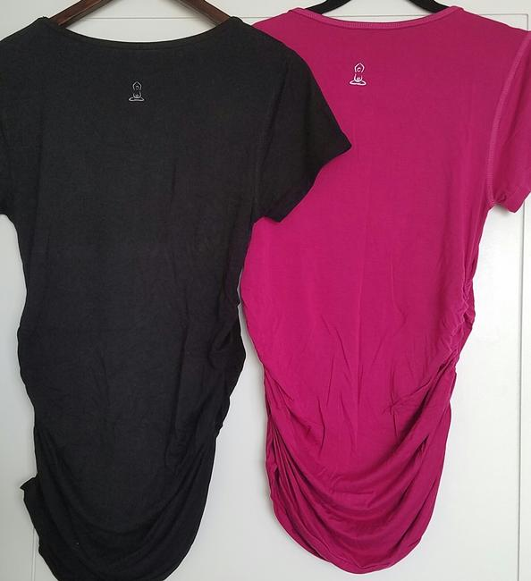 For Two Fitness For Two Fitness Maternity Shirt Image 1