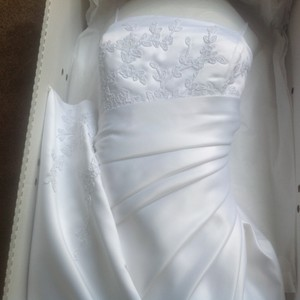 Mon Cheri Mon Cheri Wedding Dress