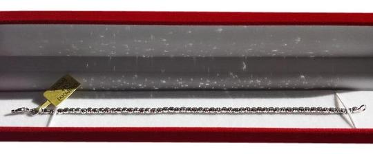 Other Italy 925 Sterling silver beads diamond cut bracelet