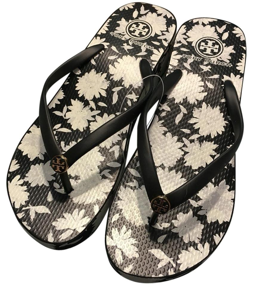 1407a732c White Tory Burch Sandals - Up to 90% off at Tradesy