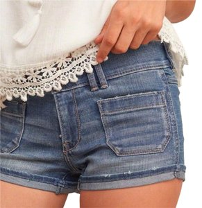 Abercrombie & Fitch Shorts Medium Wash