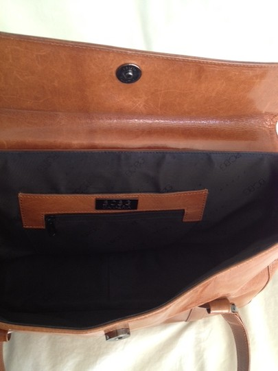 BCBGMAXAZRIA Satchel in Brown