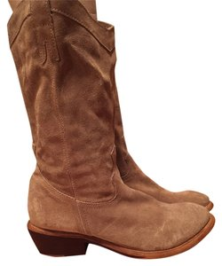 Unknown Tan Boots