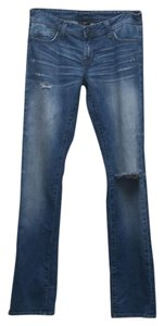 Genetic Denim Straight Leg Jeans