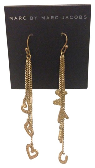 Preload https://img-static.tradesy.com/item/1605071/marc-by-marc-jacobs-gold-dangling-earrings-0-0-540-540.jpg