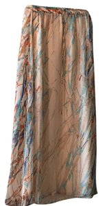 Gypsy05 Maxi Skirt Tan