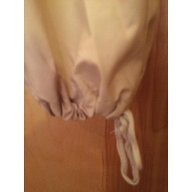 Laura Aime Paris Cargo French Made In France Summer Wide Leg Pants Beige Image 2