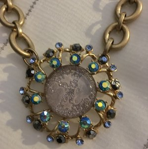 Betsey Johnson statement necklace