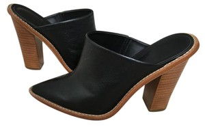 Tibi Pointed Toe Slip On Mules