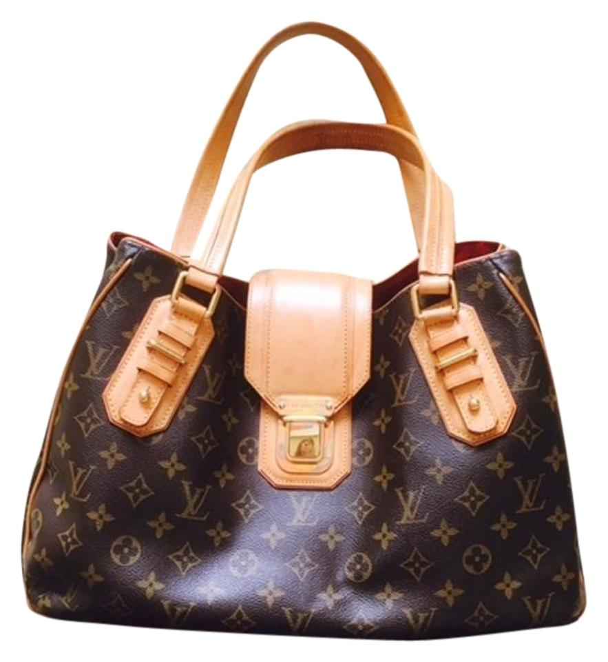 85dbca28d979 Louis Vuitton Greit M55210 Monogram Leather Shoulder Bag - Tradesy