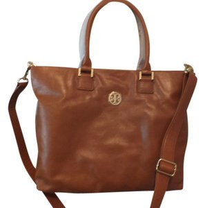 Tory Burch Tote in Luggage/201