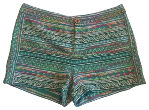 Elevenses Mini/Short Shorts Green