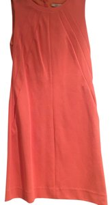 Diane von Furstenberg short dress Coral on Tradesy