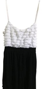 Forever 21 Top Black-and-white