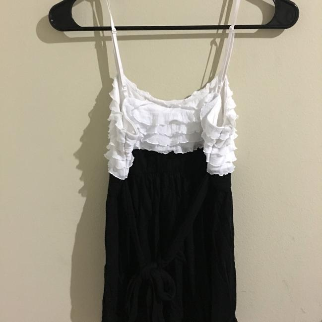 Forever 21 Top Black-and-white Image 1