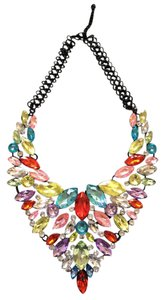 Other Rhinestone Statement Necklace