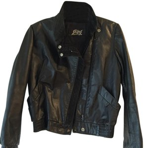Woolskin Leather Jacket