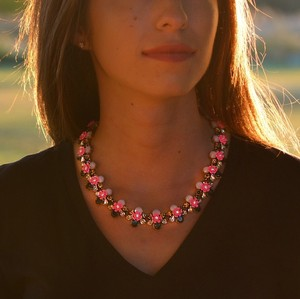 J.Crew Posy necklace B3403
