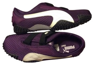 Puma Purple/Black/White Athletic