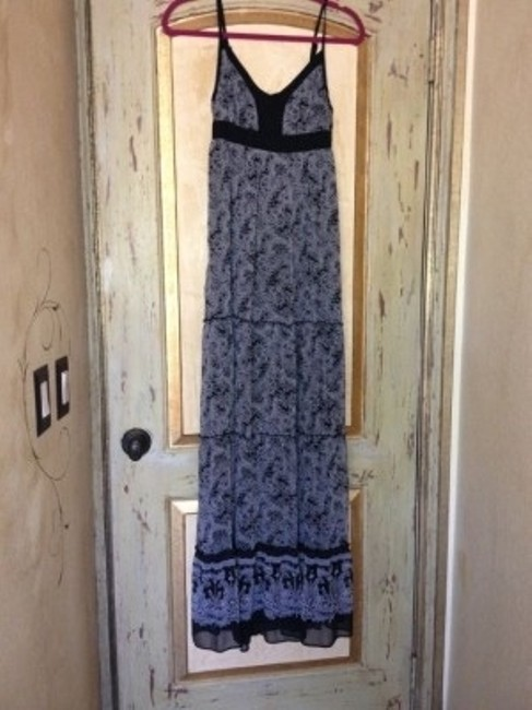 Black & White Maxi Dress by Guess