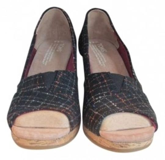 Preload https://item1.tradesy.com/images/toms-black-boucl-wedges-size-us-65-160570-0-0.jpg?width=440&height=440