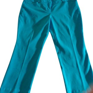 Worthington Skinny Pants Teal