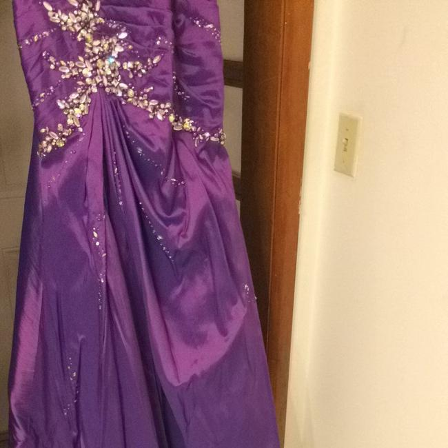 Purple Maxi Dress by Johnny Was