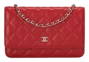 f1f7a81f4f5971 Chanel Wallet On Chain Bags - Up to 70% off at Tradesy