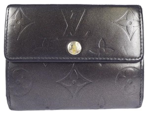 Louis Vuitton Louis Vuitton Vernis Credit Card Holder
