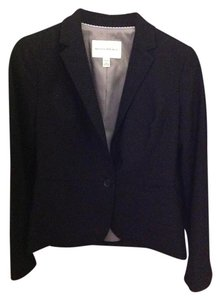 Banana Republic Lightweight Wool One-Button Suit Blazer