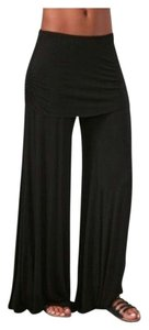 Young Fabulous & Broke Wide Leg Pants Black