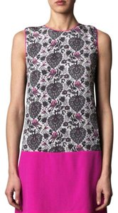 Rebecca Taylor short dress Grey, Pink on Tradesy