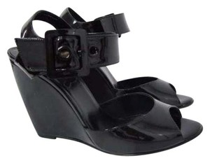 Pierre Hardy Black Wedges