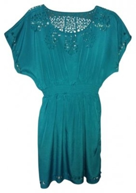 Preload https://item1.tradesy.com/images/forever-21-green-emerald-stylish-mini-short-casual-dress-size-10-m-16060-0-0.jpg?width=400&height=650