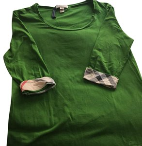 Burberry Brit T Shirt Green