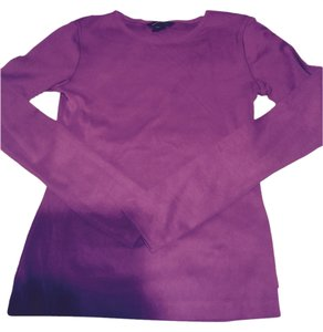 Moda International T Shirt Bright Purple