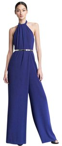 Escada Gown Maxi Blue Chanel Dress