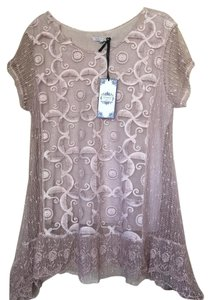 Tempo Paris Chic New With Tags Boutique Find Tunic