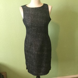 Laundry by Shelli Segal Tweed Shift Office Dress