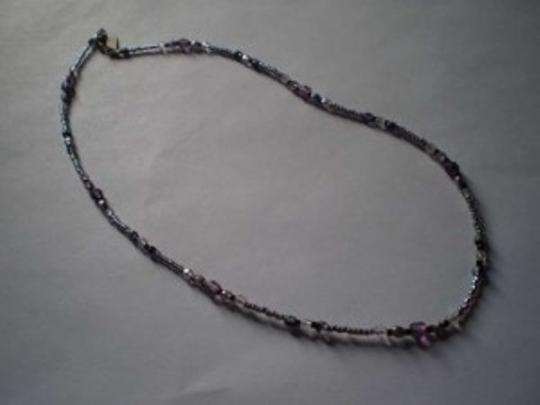 Holly Yashi seed bead necklace