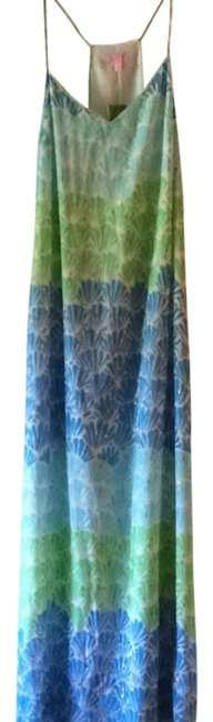 Preload https://img-static.tradesy.com/item/16064608/lilly-pulitzer-blues-and-green-long-casual-maxi-dress-size-10-m-0-1-650-650.jpg
