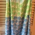 Blues and green Maxi Dress by Lilly Pulitzer Image 2