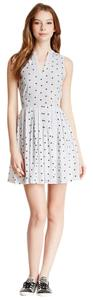 BB Dakota short dress Dirty White Summer Fit And Flare on Tradesy