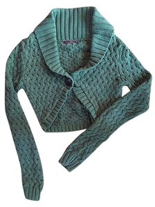 525 American Fall Spring Knit Crochet Sweater