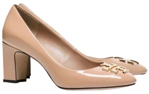 Tory Burch Classy Office Nude Pumps